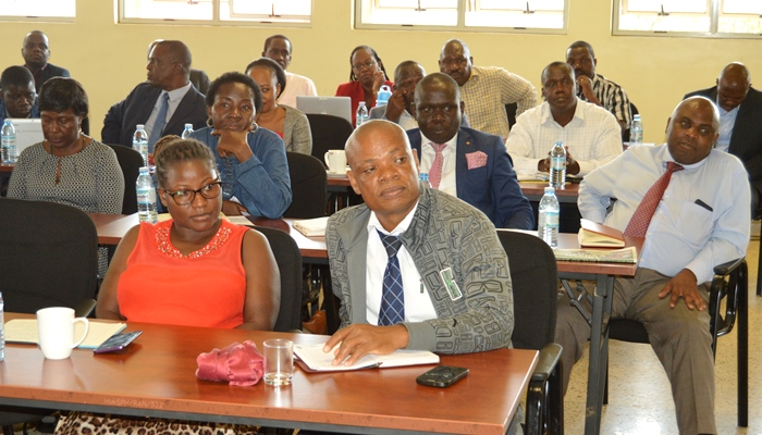 Makerere University Research and Innovations Fund (RIF) Holds a Consultative Workshop to Inform the Research Agenda