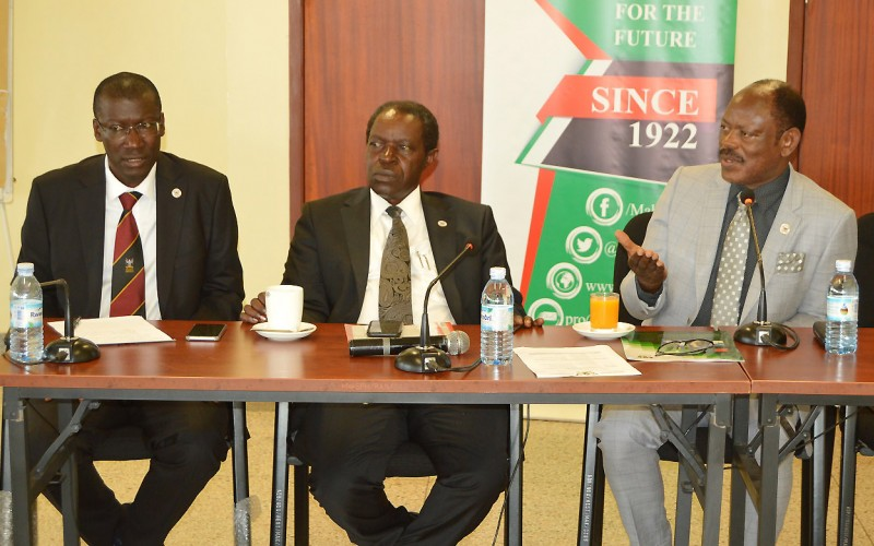 RIF Holds Consultative Workshop to Inform Research Agenda
