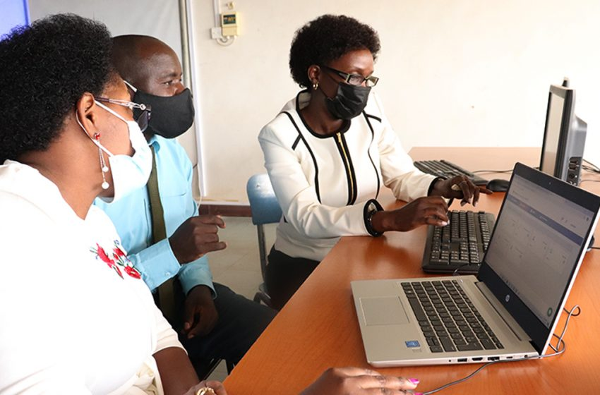 DVCFA opens Mak e-HRMS Training for HR Staff