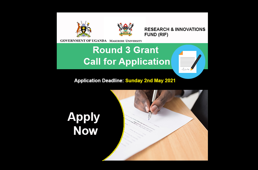 Call for Application Round 3