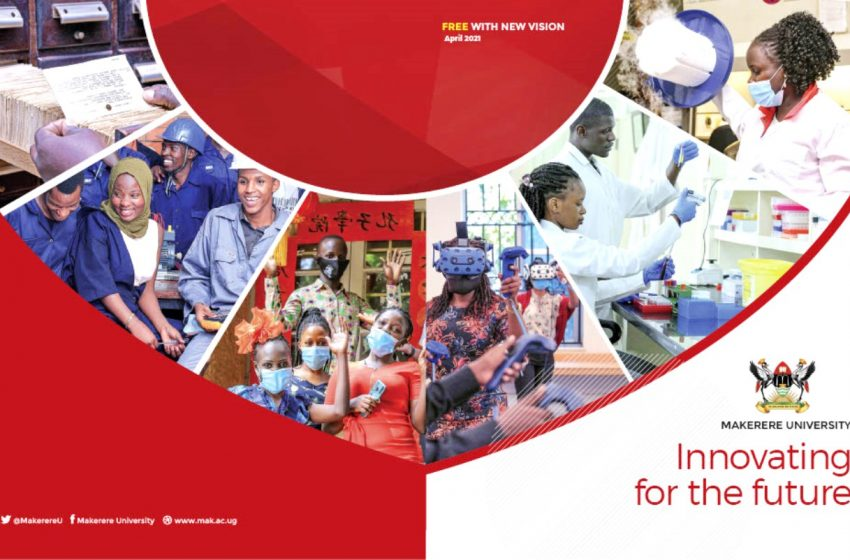 Mak New Vision Pull-out: Innovating for the Future